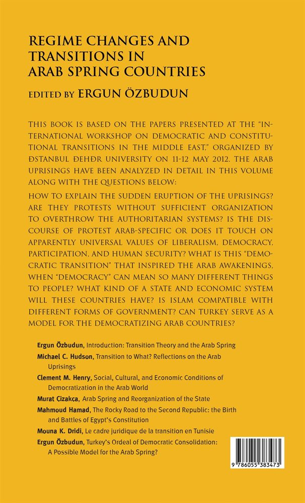 Arab Spring: A Research & Study Guide * الربيع العربي: Home